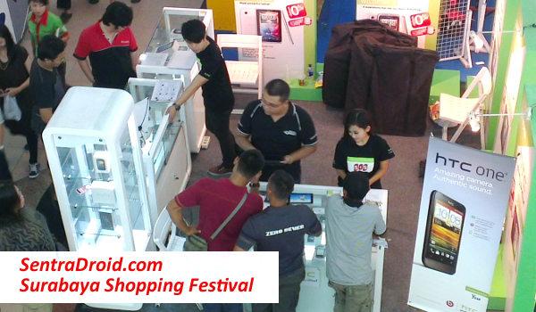 Shopping di Surabaya Surabaya Shopping Festival
